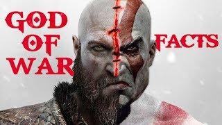 [ТОП] 10 фактов о God of War, которые вы могли не знать