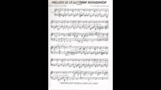 Eduardo Rovira y su agrupación de Tango Moderno - Preludio de la guitarra abandonada