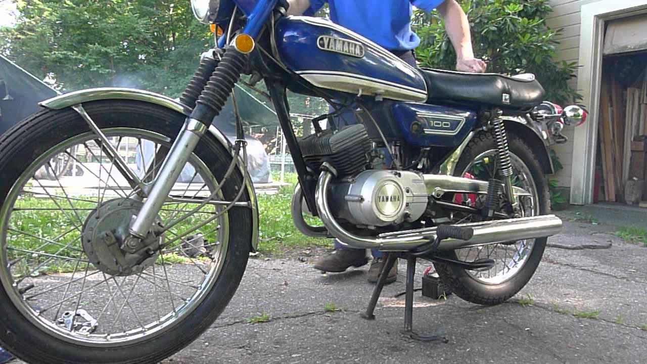 Baby Yamaha