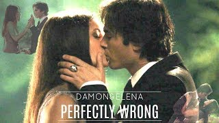 Gambar cover Damon & Elena | Perfectly Wrong by Shawn Mendes