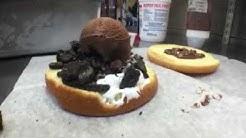 Hot Krust's Gelato Dessert Panini