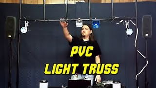 Pvc Dj Lighting Truss: Tips By Turtledude Ep 4