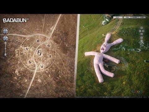 12 Horripilantes cosas encontradas en google maps