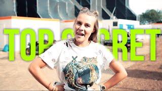 TOP SECRET - das geht hinter der Bühne auf einem FESTIVAL ab 😳🎉 | Dagi Bee