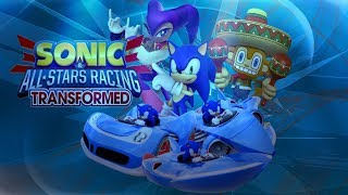 Sonic and All Stars Racing Transformed - Vista Oceanica