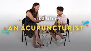 Kids Meet an Acupuncturist | Kids Meet | HiHo Kids