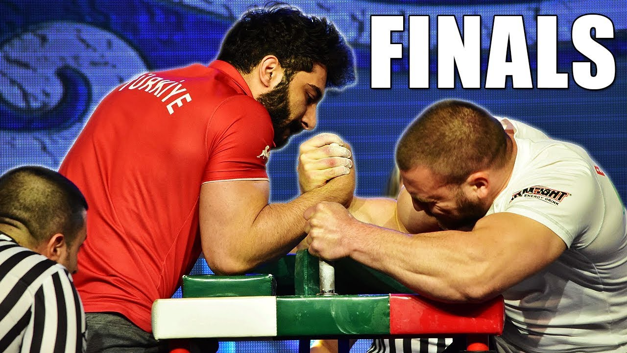 Best Arm Wrestler 2019 RIGHT HAND FINALS | EUROPEAN ARM WRESTLING CHAMPIONSHIP 2019   YouTube