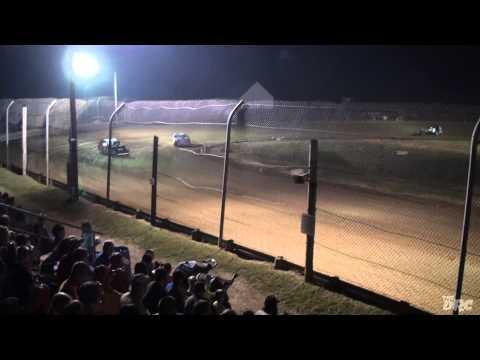 35 Raceway Park | 9.6.15 | Modifieds | Heat 1