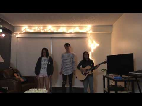Paper Hearts x Amazing Grace (mashup) - Rehearsal Video