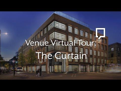 Venue Virtual Tour: The Curtain