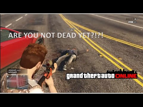 GTA Online with Slow Internet
