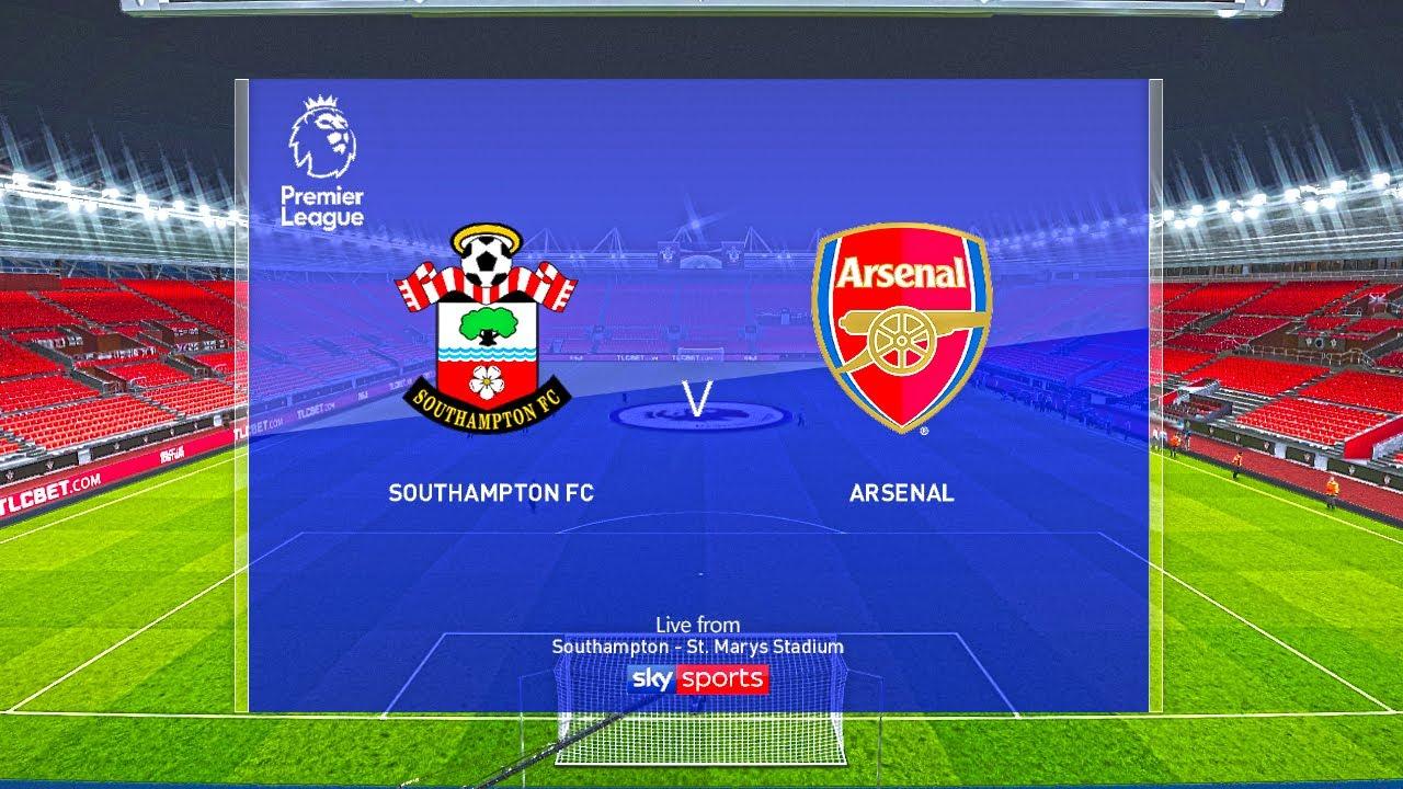 Download Southampton vs Arsenal 25 June 2020 Gameplay