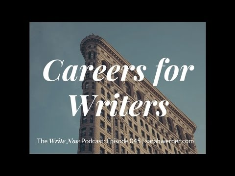 Careers for Writers - WN 045