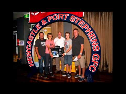 Newcastle & Port Stephens Game Fish Club  2013 Cabo~Hatteras Billfish Shootout Tournament