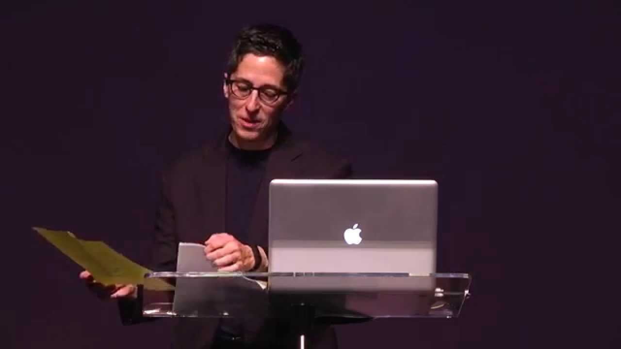 Alison Bechdel reading: Are You My Mother?