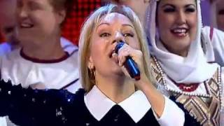 Katioucha - Tatiana Bulanova & Chœur Piatnitski -- English & French subtitle