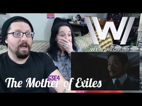 Westworld S3E4: The Mother Of Exiles JKReacts
