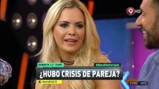 ¿Jonás Gutiérrez hizo dormir en el suelo a Alejandra Maglietti
