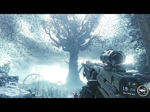Imagine Yourself in a Frozen Forest - Full Meditation Monologue (Black Ops III)