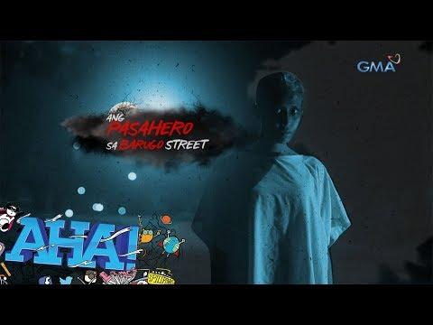 AHA!: Ang pasahero sa Barugo street