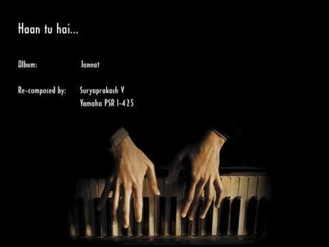 Haan Tu hai (Piano)
