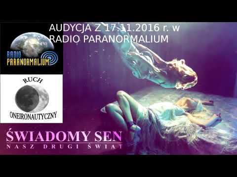 Dyskusja o OOBE i LD z Rafałem Nieradzikiem - Radio Paranormalium