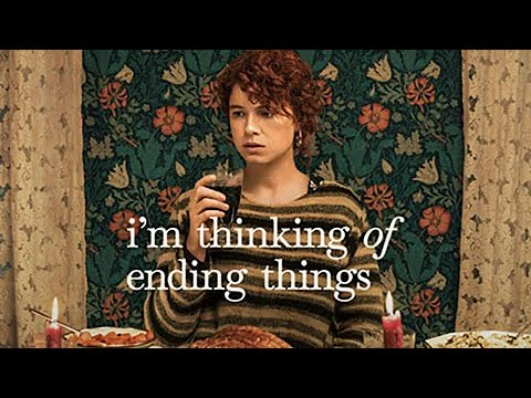 I'M THINKING OF ENDING THINGS | Scene at The Academy
