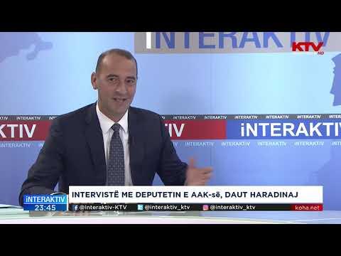 Interaktiv Daut Haradinaj 03 10 2018