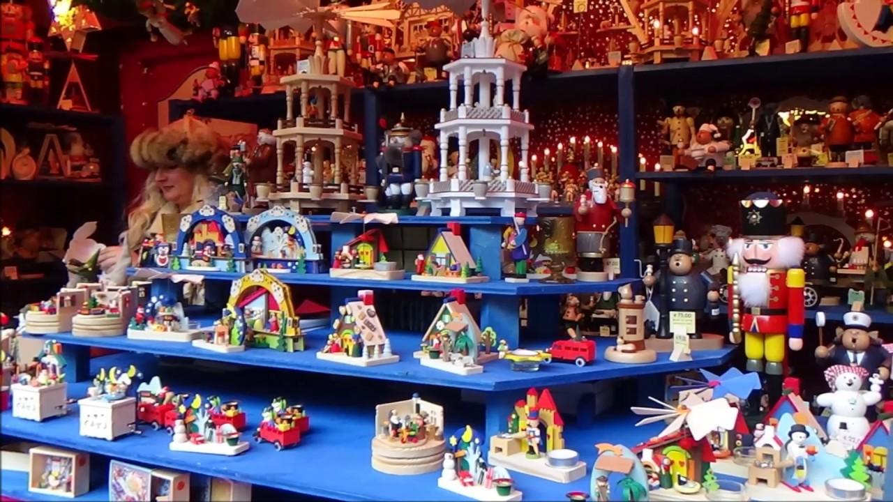 Cologne Christmas Market - YouTube