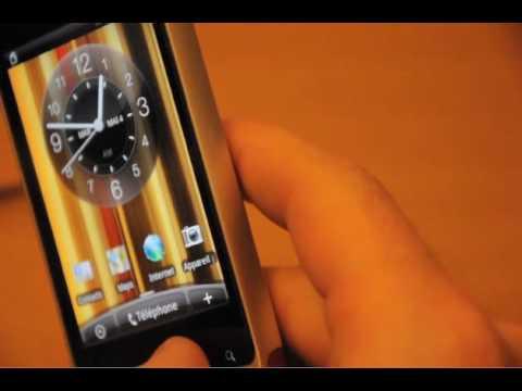 Test du HTC Legend par Test-Mobile.fr