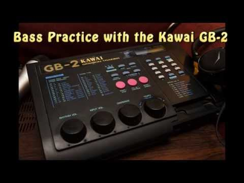 Practice with Kawai GB-2 Session Trainer