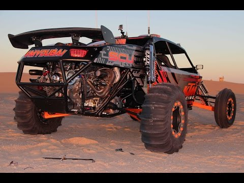 KTM Racing  Sand Cars Unlimited