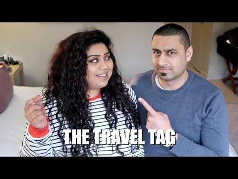 THE TRAVEL TAG | TRAVEL TIPS & ESSENTIALS / Nishi V