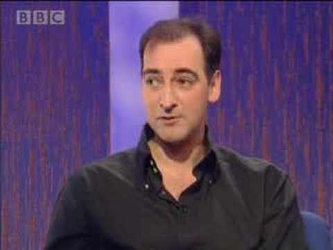 Alistair McGowan interview - Parkinson - BBC