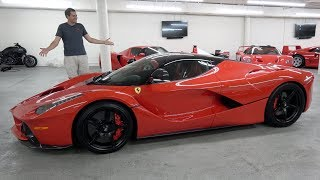 Here\'s Why the LaFerrari Is the $3.5 Million Ultimate Ferrari