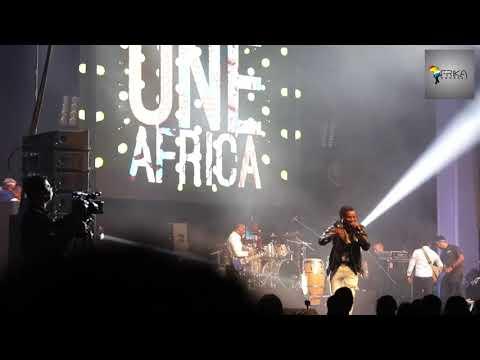 "Afrika Konnect at the ""One Africa Music Festival"" - Dubai Edition"