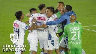 Toda la tanda de panales con la que Pachuca venció 6-5 a Tigres y clasificó a las semifinales de la