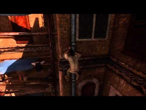 Uncharted 3 La Traición de Drake - Persecución Talbot