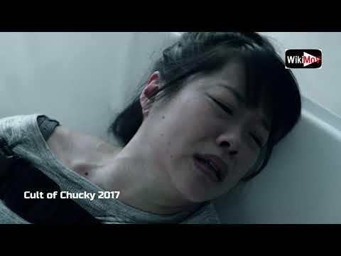 Cult of Chucky 2017 - Nurse get Kill scene