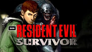 Resdent Evil: Survivor Full HD 1080p Longplay Walkthrough Gameplay No Commentary