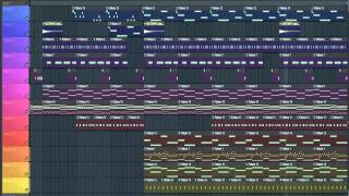 The Script - Hall of Fame ft. will.i.am Instrumental FL studio10 remake