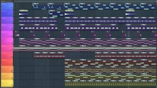 The Script - Hall of Fame ft. will.i.am Instrumental FL studio10 remake
