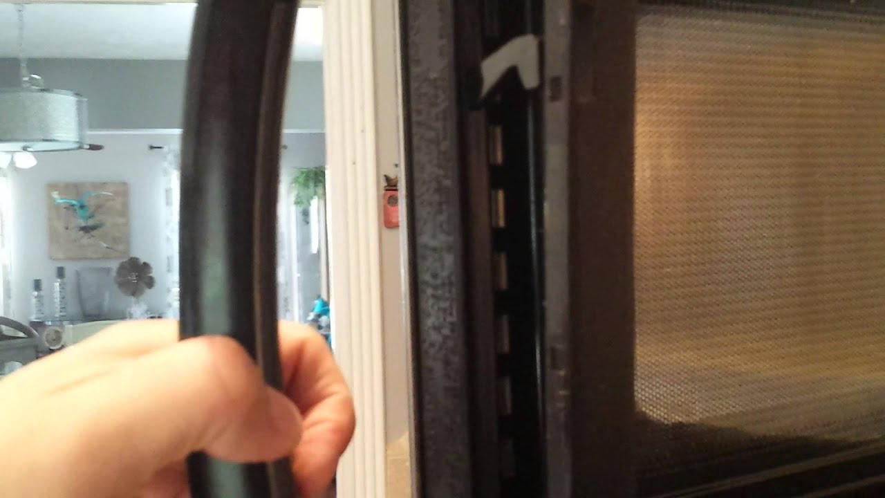 Microwave Handle Repair - YouTube