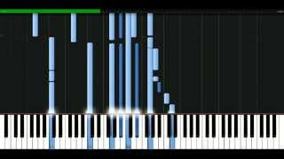 Paolo Nutini - Last request [Piano Tutorial] Synthesia | passkeypiano