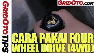 Cara Pakai Four Wheel Drive | How To | GridOto Tips