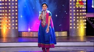 Star Singer - Episode - 3 Amrutha's Solo Performance