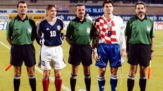 Hrvatska-Jugoslavija ZAGREB 1999