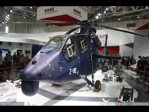 New Chinese attack helicopter makes maiden flight from YouTube · Duration:  2 minutes 2 seconds
