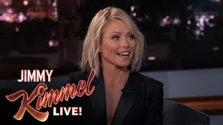 Kelly Ripa on Husband Mark Consuelos' Narcolepsy