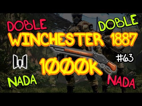 1000K EN WINCHESTER 1887 - DOBLE o NADA - Warface - #63 - Gameplay Español thumbnail